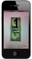 LookTel Money Reader