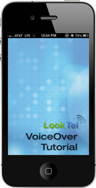LookTel VoiceOver